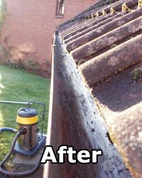 Gutter Cleaners Worcester Park